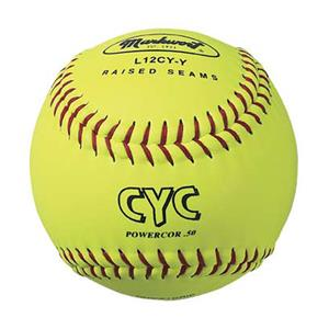 Markwort 12&quot; Official &quot;CYC&quot; Softballs-Youth