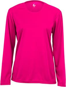 Badger Sport C2 Long Sleeve Ladies' Tee Shirt