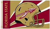 BSI Products Florida State Helmet 3' x 5' Flag