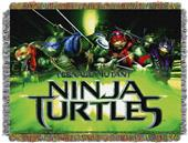 Northwest Teenage Mutant Ninja Turtles Movie Throw
