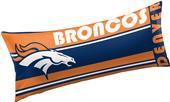 Northwest NFL Denver Broncos Seal Body Pillow