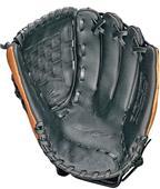 "Easton Black Magic 14"" Softball Gloves BX 1400B"