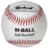 "Markwort 9"" Safety Lightweight Baseballs-Youth"