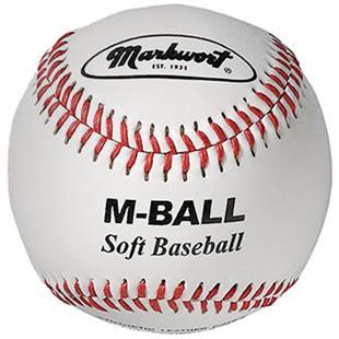 "Markwort 9"" Safety Lightweight Baseballs-Youth"