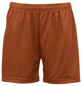 "Badger Womens Mesh 5"" Athletic Shorts-Closeout"