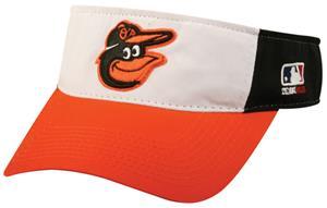 MLB Pre-Curved Baltimore Orioles Visor