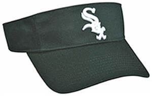 MLB Pre-Curved Chicago White Sox Visor