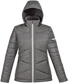North End Sport Avant Ladies' Tech Mélange Jacket