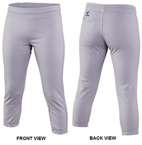 Easton Womens Girls Low Rise Zone Softball Pants