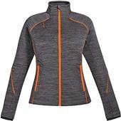 North End Sport Flux Ladies' Mélange Bonded Jacket