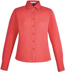 North End Sport Central Ave Ladies' M�lange Shirt