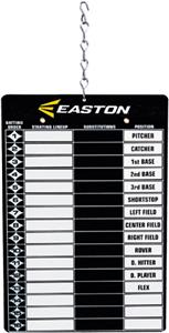 Easton Magnetic Lineup Baseball Board