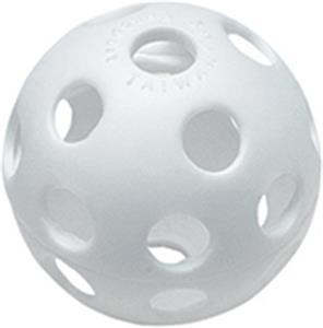 """Easton 5"""" or 9"""" White Plastic Training Balls"""