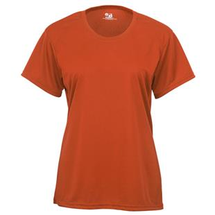 Badger Sport Core Girls Short Sleeve Tee-Closeout