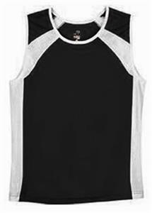 Badger Sport B-Dry Ladies Running Singlet-Closeout