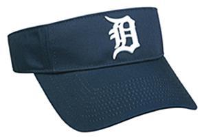 MLB Pre-Curved Detroit Tigers Visor