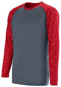 Augusta Sportswear Fast Break Long Sleeve Jersey