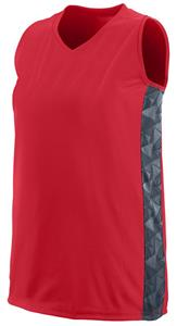 Augusta Ladies'/Girls' Fast Break Racerback Jersey