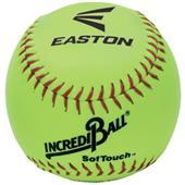 Easton White/Neon Soft Touch Practice Baseballs DZ