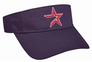 MLB Pre-Curved Houston Astros Visor