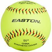 """Easton 11"""" White Soft Training Baseballs (24PK)"""