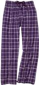 Boxercraft Unisex Flannel Love Plaid Pants