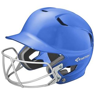 Easton Z5 Solid With Mask Batters Helmets