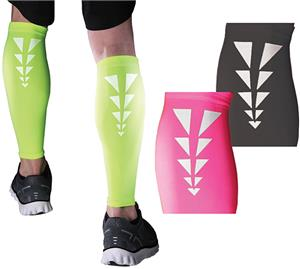 ESS Reflective Calf Compressions by Cramer Run