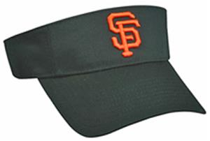 MLB Pre-Curved San Francisco Giants Visor
