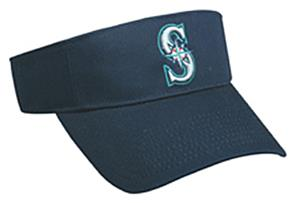 MLB Pre-Curved Seattle Mariners Visor