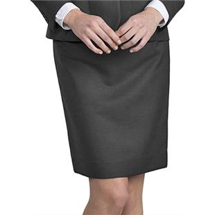 Edwards Womens Poly Synergy Straight Dress Skirt