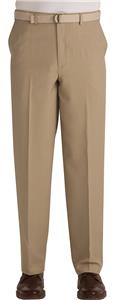 Edwards Mens Microfiber Flat Front Stretch Pants