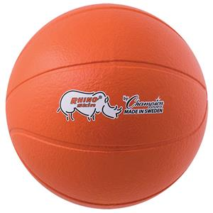 "Champion Sports Rhino Skin 9"" Foam Basketballs"