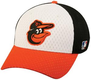 MLB Stretch Fit Baltimore Orioles Baseball Cap