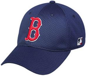 MLB Stretch Fit Boston Red Sox Baseball Cap