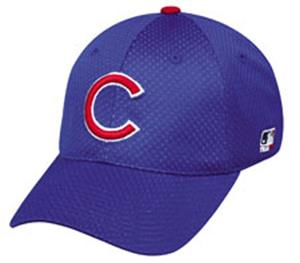 MLB Stretch Fit Chicago Cubs Home Baseball Cap
