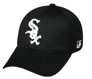 MLB Stretch Fit Chicago White Sox Baseball Cap