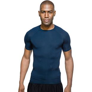 Tri Mountain Adult Gauntlet SS Compression Shirt