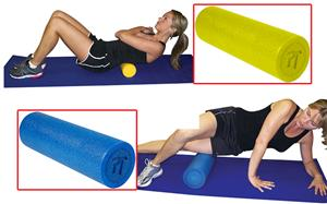 Pro-Tec High Density Foam Rollers (Variety)