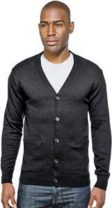 Tri Mountain Men's Carter Cardigan Sweater