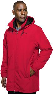 Tri Mountain Adult Rockland 3-in-1 Hooded Parka