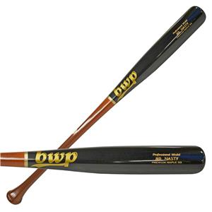 BWP Adult Select Maple Mr. Nasty Wood Baseball Bat