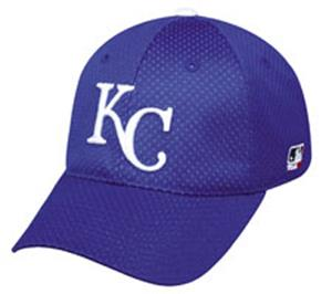 MLB Stretch Fit Kansas City Royals Baseball Cap