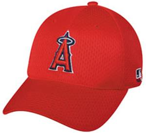 MLB Stretch Fit Los Angeles Angels Baseball Cap