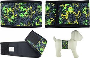 Playa Pup UV Protective Dog Belly Bands