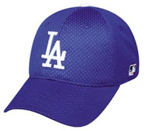 MLB Stretch Fit Los Angeles Dodgers Baseball Cap