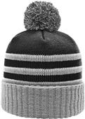 Richardson Cap 134 Pom Knit With Cuff Hat