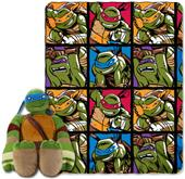 Northwest TMNT Warrior Spirit Hugger Throw