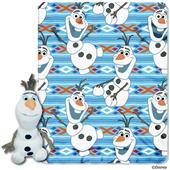 Northwest Frozen Olaf Hugger Throw
