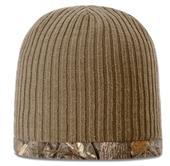 Richardson Reversible Knit Fleece Hunting Beanies
